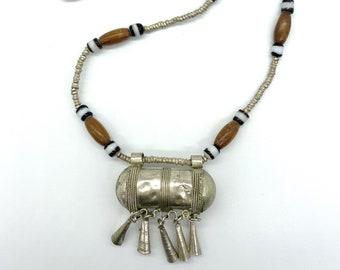 90s Vintage Ethiopian amulet