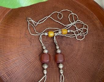 Copal:|:Amber belt