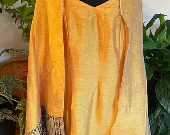 Traditional 4 piece habesha outfit