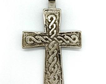 Vintage Ethiopian cross