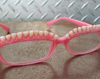 Denture-Inspired Eyeglass Frames