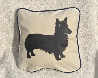 Pembroke Corgi Pillow