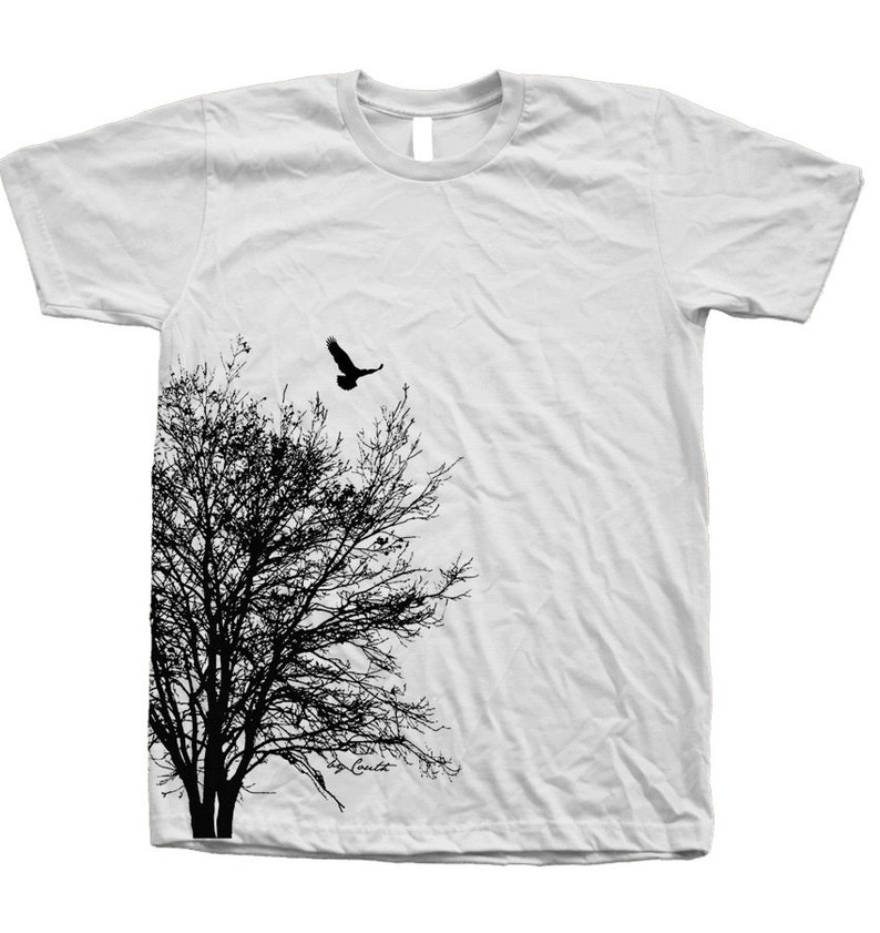 50c424efcc0 Tree T-shirt Men s T-shirt Unisex T-shirt American