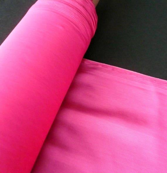 Bright Pink Bra Stabilised Nylon 20 Denier Sheer Nylon Costume Making