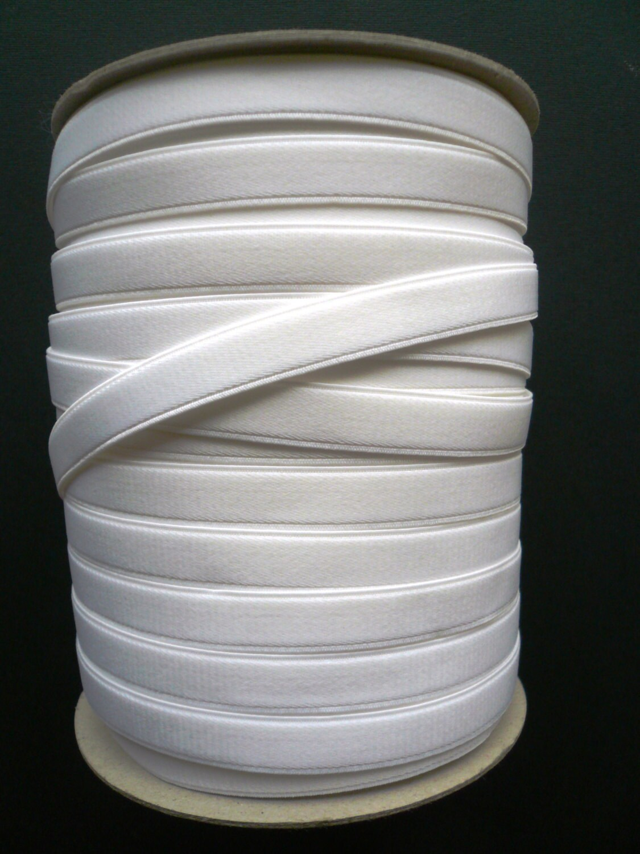 Bra Strap Elastic. Satin Semi Sheen Elastic 16mm Or 5/8