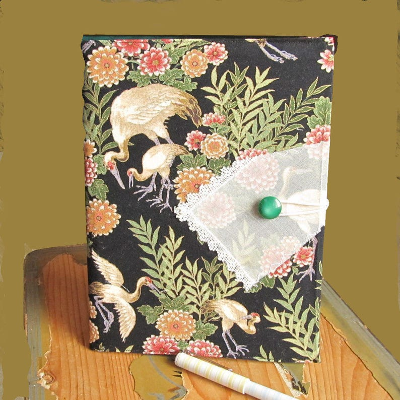 Composition Notebook Cover Refillable Journal image 0