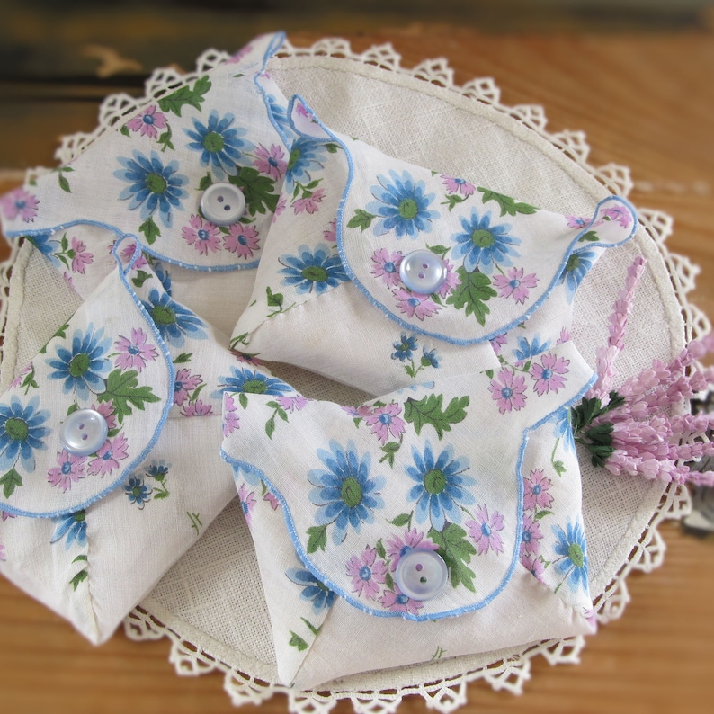 Party Thank You Gift Sach84 for Volunteer hanky soap sachet gift for teacher or friend