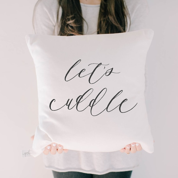 wedding gift throw pillow cushion cover home decor engagement present Stay Awhile Handmade in the USA Throw Pillow housewarming gift calligraphy