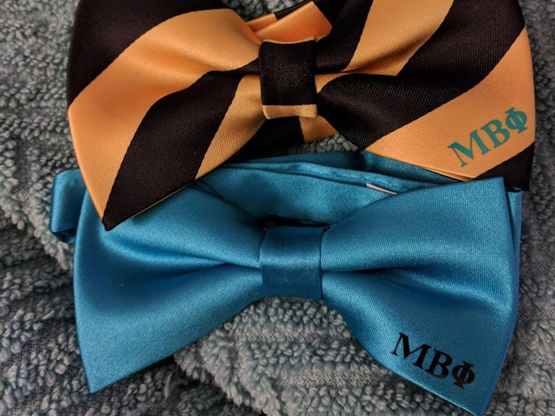 Ties for Mu Beta Phi Fraternity Inc.