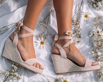 1f28fbb9320 Bridal Shoes Barefoot Sandals and Bridal de ForeverSoles en Etsy