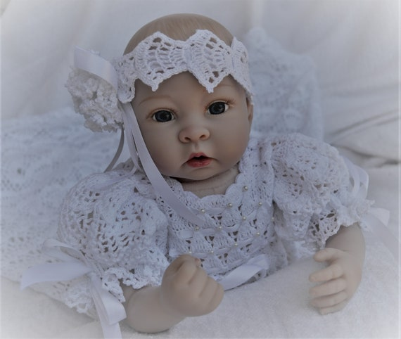 BAC Baby Crochet Christening Gown Pattern Christeing Dress Interesting Crochet Christening Gown Pattern