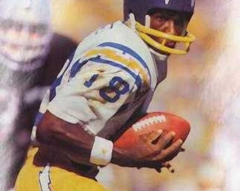 Charlie Joiner San Diego Chargers Art