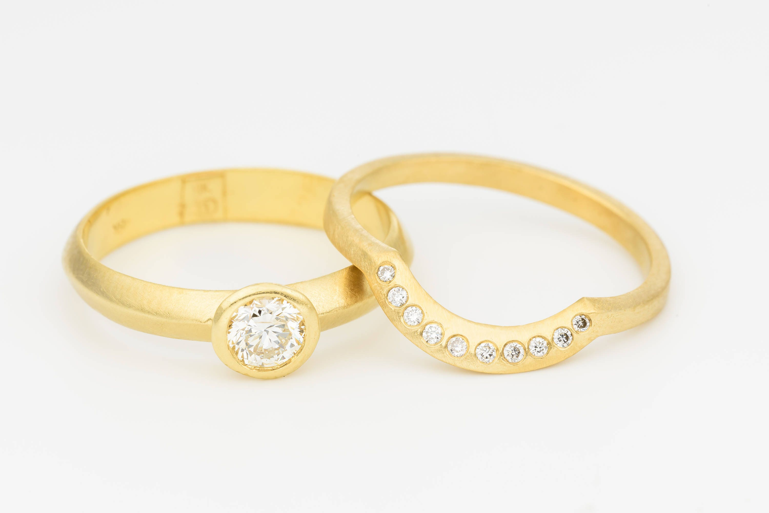 diamond wedding john pure gold ring giovanni rings goldsmiths