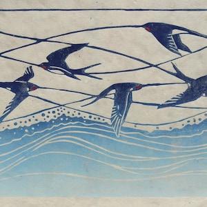 Wood & Linocut Prints