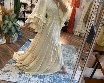 Wrap Me In goodness Dress