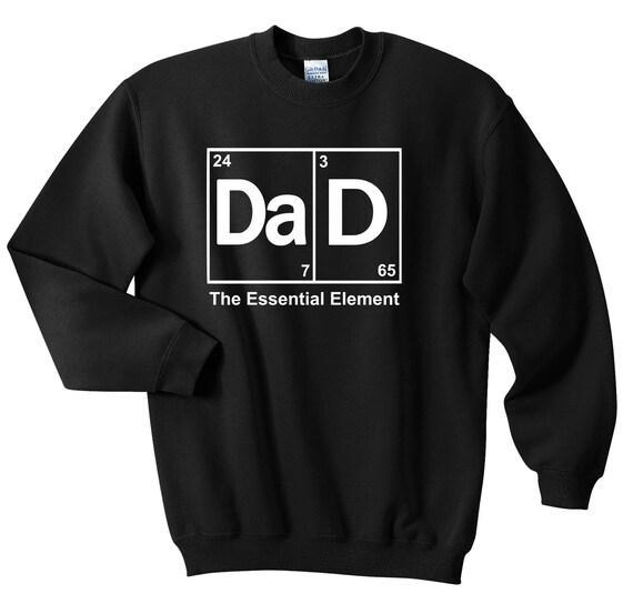Papa l'indispensable élément écran imprimé Sweat homme Sweatshirt - 100 coton- % coton- 100 400e09