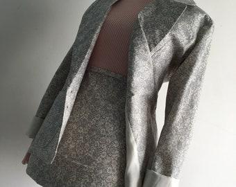 Floral Print Blazer | Jacket