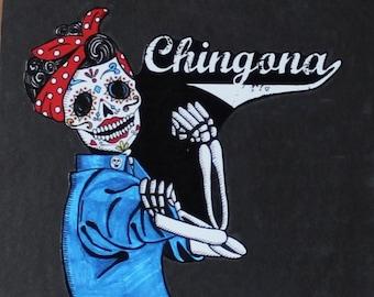 Chingona #168