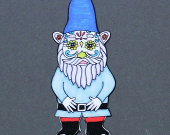 Day of the dead Gnome #167