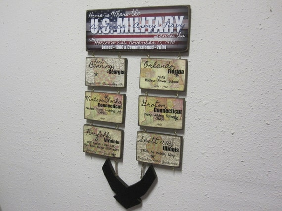 Us military sign