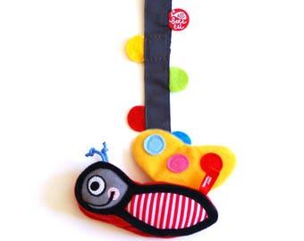 BEEETÚ Nipple holder with toy