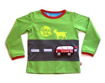 BEEETÚ T-shirt Sightseeing + VW bus toy