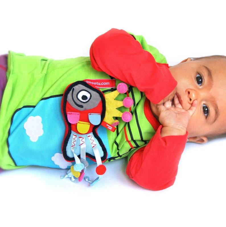 BEEETÚ Baby sweater Nubi  airplane image 0