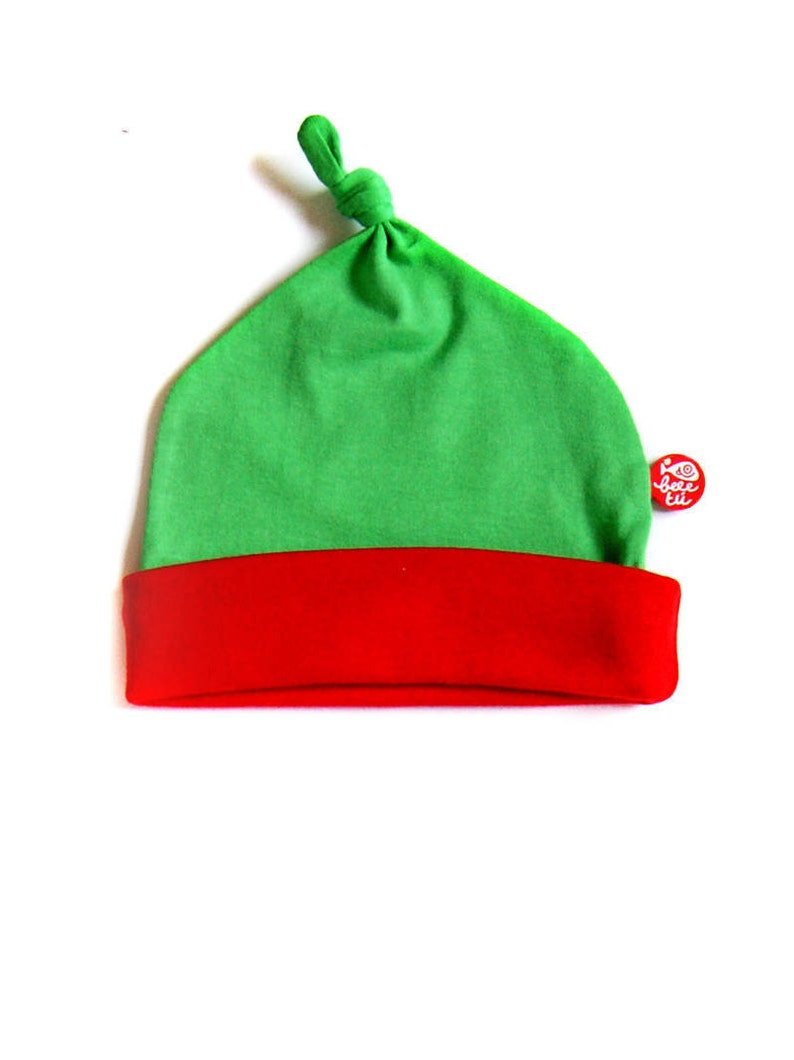 baby hat Green