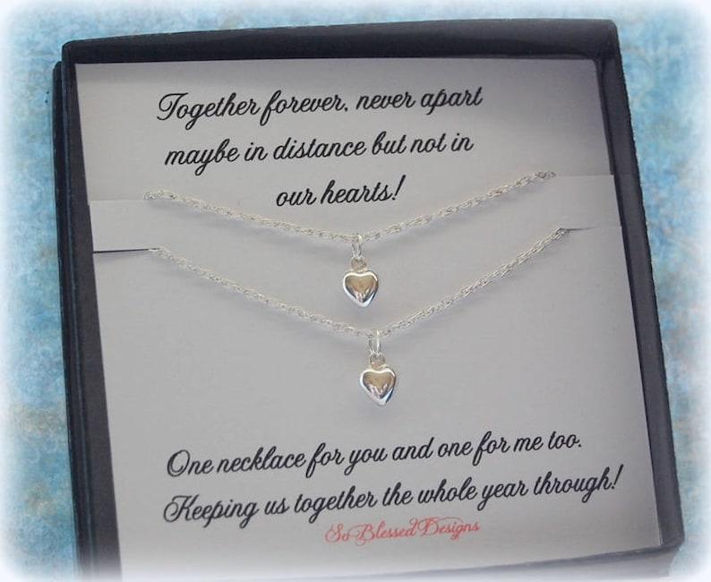 BEST Friend Jewelry Birthday Gift For Best Friendship