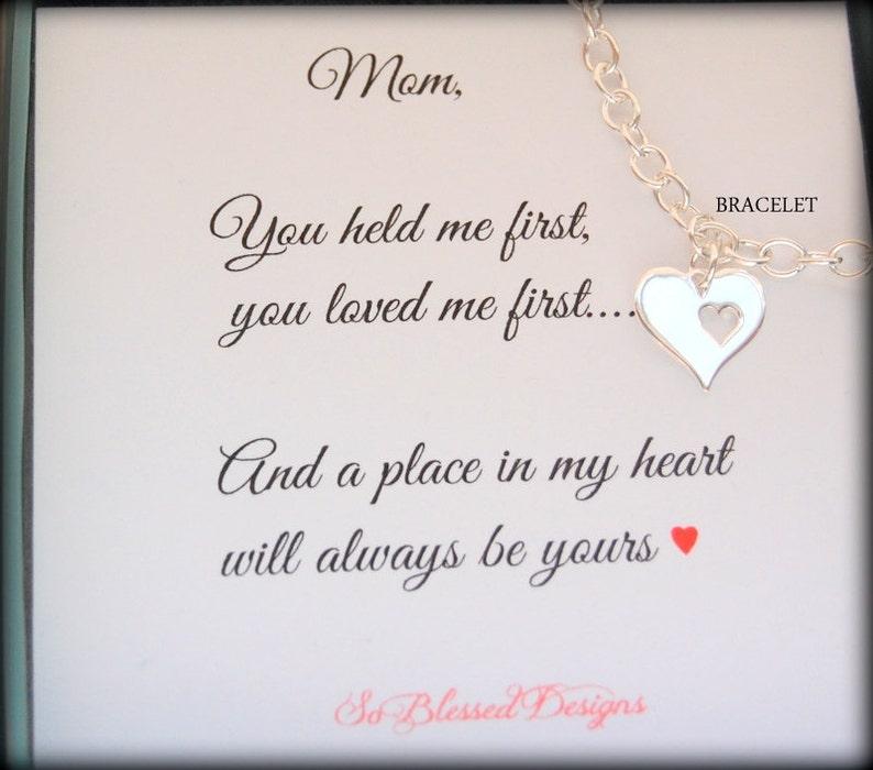 image 0  sc 1 st  Etsy & Mother of the Bride bracelet Mothers wedding gift Mother of | Etsy