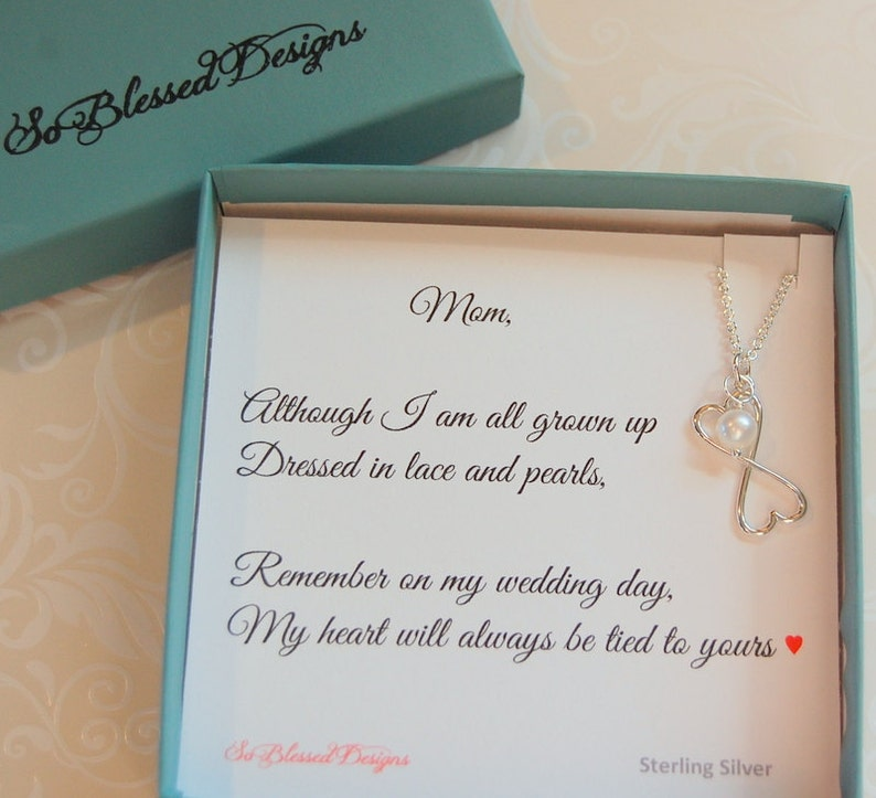 Mother of the Bride Gift Mother of the Groom gift To Mom image 0