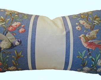 Songbird pillows for your nest!
