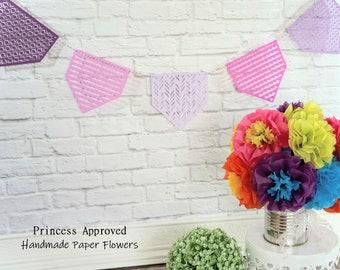 Pretty Purples Banner