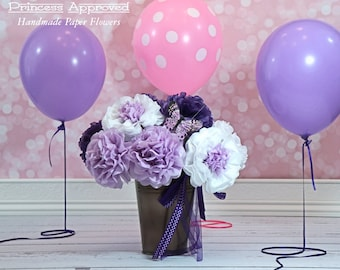 Shades of Purple Bouquet (12 count)