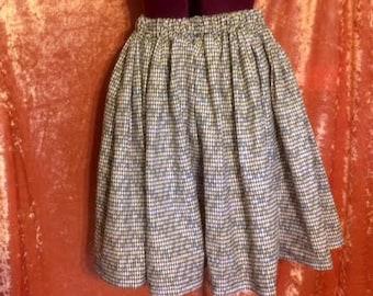 Ivy Gathered Skirt