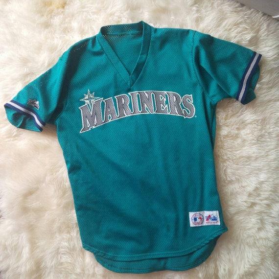 Seattle Mariners Jersey Vintage Baseball Jersey