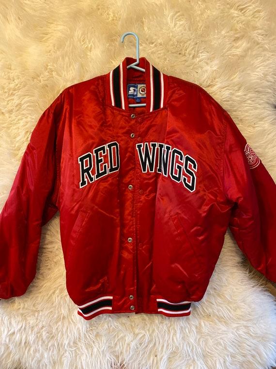 Red Wing Starter Jacket Vintage Satin Jacket START