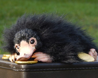 Niffler Art Doll Fantastic Beasts