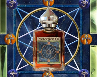 Protection Oil - 1/2 ounce