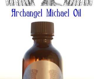 Archangel Michael - Protection Oil 2 oz