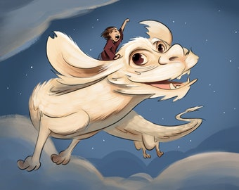 Everyone Needs a Luck Dragon