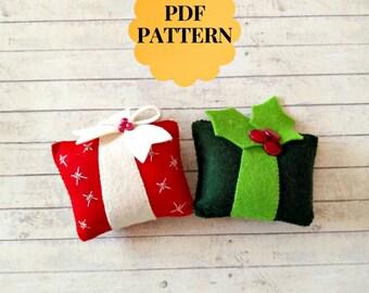 pdf pattern ghost felt pattern felt ornament pattern softie etsy