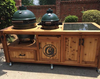 Kamado Joe Table Etsy