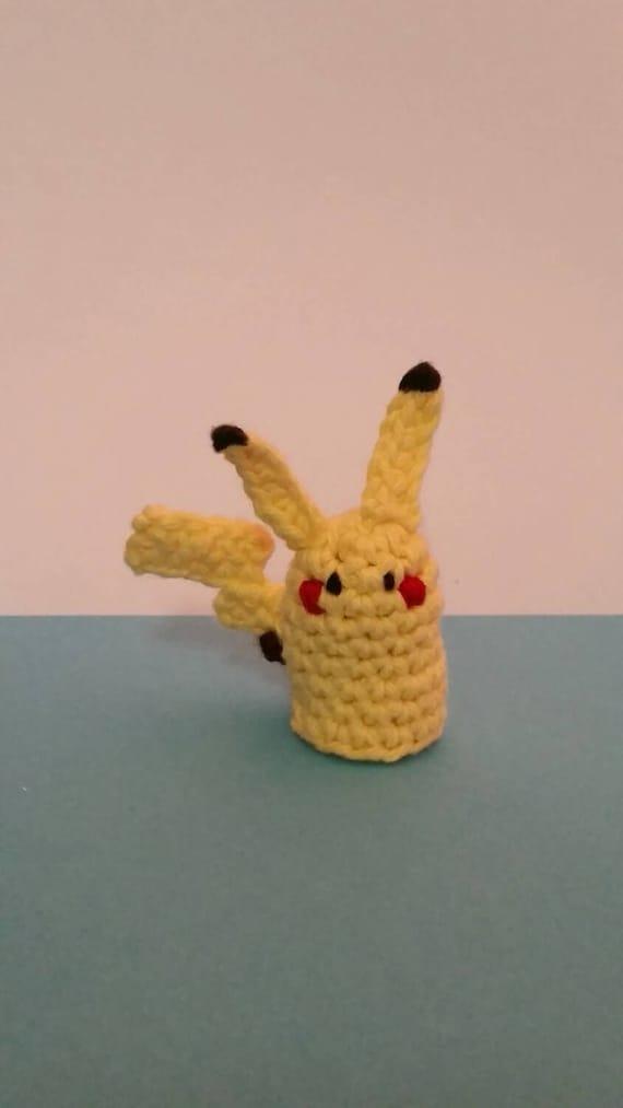 Pikachu Puppet Etsy