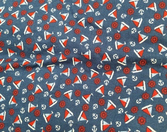 Short Overalls for Infants and Toddlers Nautical themed boats, anchors, whales and flags newborn, 3m, 6m, 9m, 12m 1T 2T