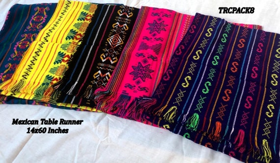 14x60 Tribal Pack Fiesta Shipping Of RunnerFree Table 5 DecorationMexican Runners InchesBoho RunnersBohemian DecorWedding n0wk8OP