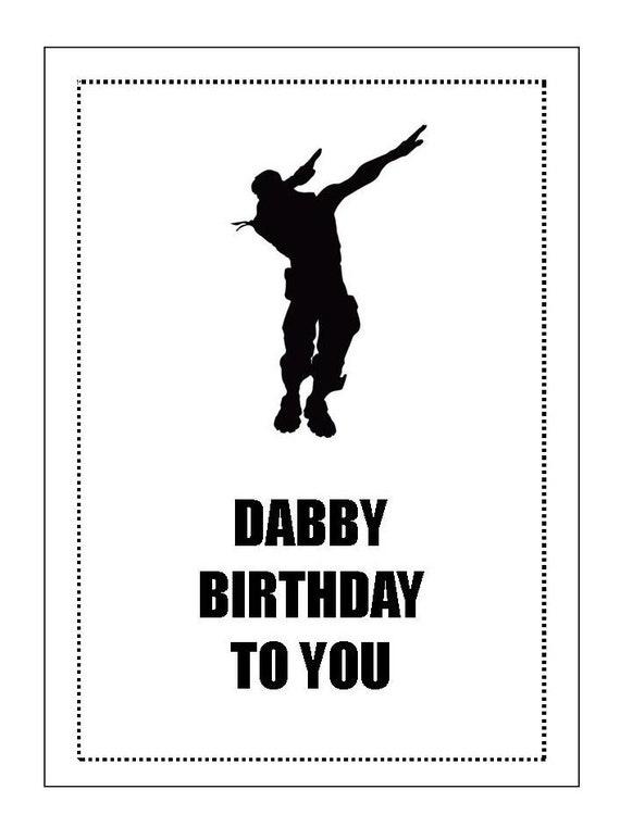 photo regarding Fortnite Birthday Card Printable known as Fortnite Pleased Birthday Card Printable Fortnite Cheat Github