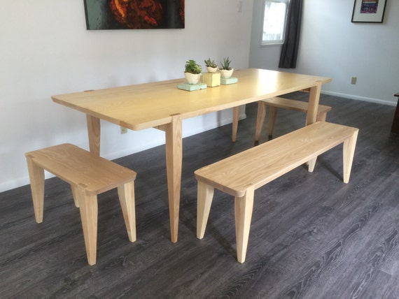 Excellent Oslo Dining Table And Bench Set Caraccident5 Cool Chair Designs And Ideas Caraccident5Info