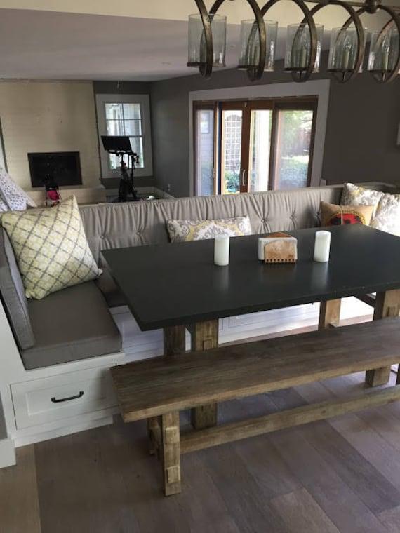 Fantastisch Küche Esszimmer Sitzbank Bank Kissen Benutzerdefinierte Aus | Etsy