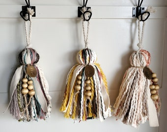 Chunky Tassle-the perfect gift!